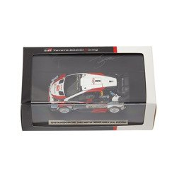Модель No.9 1:43 Yaris WRC Toyota Gazoo Racing WRT
