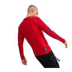Футболка Longsleeve мужская Dakar DEXT DKR 0131 red
